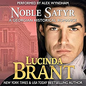 Noble Satyr: A Georgian Historical Romance Audiobook