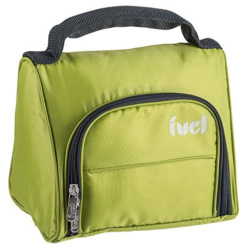 - Trudeau 33508908 Trapeze Insulated Lunch Bag Assorted Colors