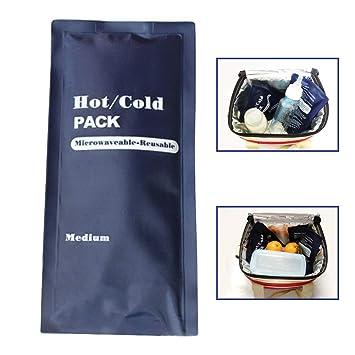 Lincong Hot Cold Pack Conveniente Reutilizable Caliente y ...