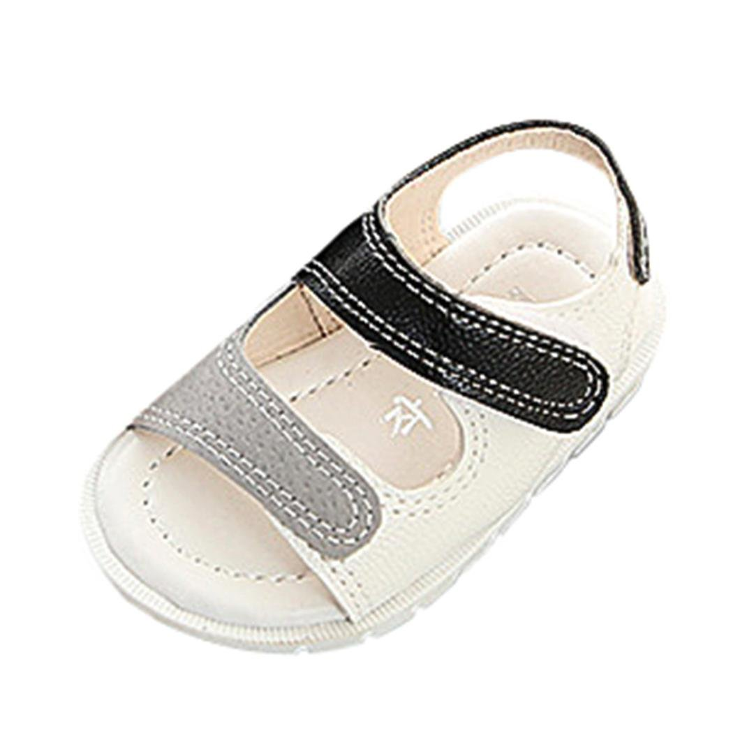 Toddler Baby Kids Child Girl Boy Slip-on Mesh Hollow Sandals Beach Shoes Sneaker