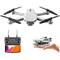 $389 » 2021 Latest Waterproof Professional Rc Drone With 4k Camera Rotation, Waypoints Functions, Headless Mode, FPV Live Video Foldable RC…