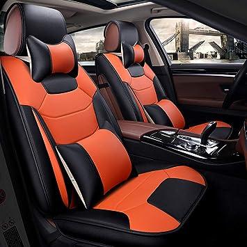 Sports Center Console Armrest Cushion Suede Black Console Cushion For SUBARU Car