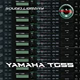YAMAHA TG55 Large Original Factory and NEW Created Sound Library & Editors PC/Mac on CD or for download