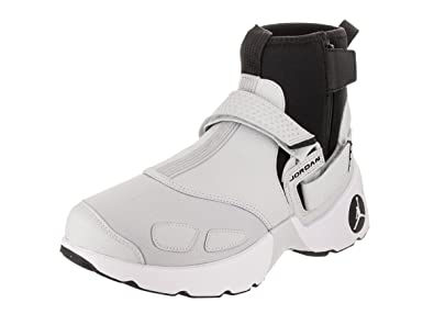 6fbab77d84baa NIKE Jordan Men's Trunner LX High Boots (Pure Platinum/Black, 9 D(M) US)