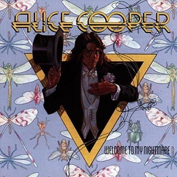 Cooper Alice Welcome To My Nightmare Amazon Com Music Gizen darake ni narabeta yasui kotoba ga dondon machi ni afurete hametsu ni mukau sekai wo nagareru gomi ga. welcome to my nightmare