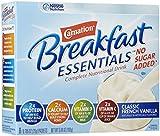 Carnation Instant Breakfast No Sugar Added, Vanilla, 8pk