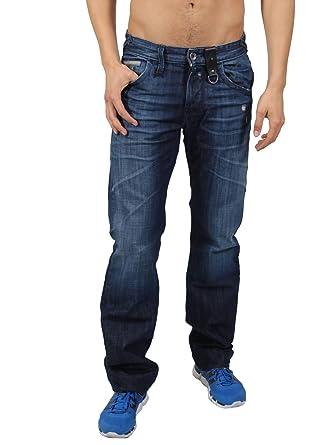 2019 Neupreis spottbillig Steckdose online Energie Herren Jeans MARREY in Blau Größe 36-34: Amazon.de ...