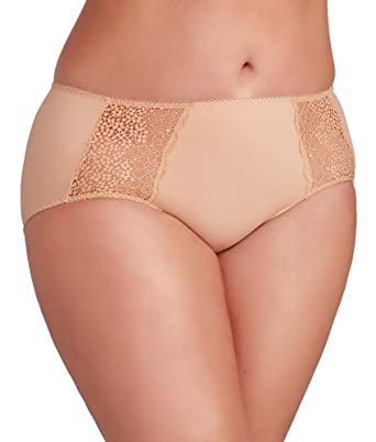 Goddess - Culotte Taille Haute Michelle Sand  Amazon.fr  Vêtements ... 651061326af