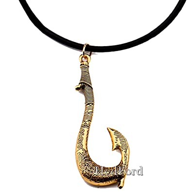 Image gallery maui hook for Maui fish hook necklace