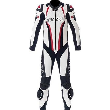 Spyke Kaver Rac trajes de cuero para moto para hombre ...