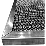 Electrostatic Air Filter Replacement (20 x 25 x 1) | Washable | HVAC Conditioner Purifier | Purify Allergens for Cleaner, Healthier Home Environment | Easy to Install | Made in the USA