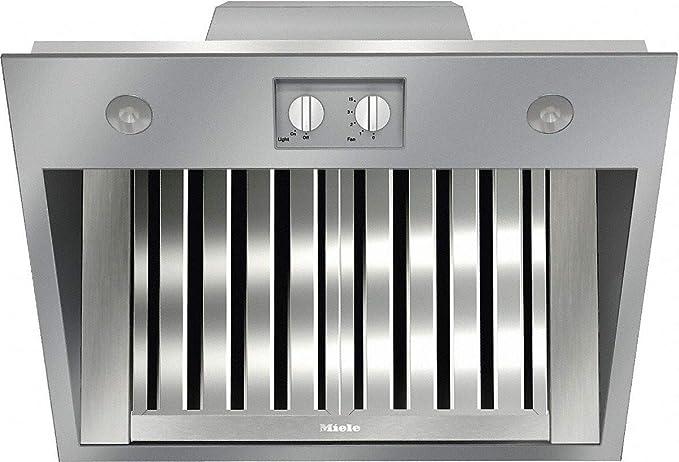 Miele DAR 1125 - Campana extractora (acero, 70 cm): Amazon.es: Grandes electrodomésticos