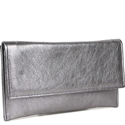 Envelope Sabrina Chic Gunmetal Tina Sabrina Clutch Womens Bag Chic XTyaZw