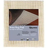 MAYSHINE Non-Slip Area Rug Pad Mat Underlay Multipurpose Hard Surface Floor (2 x 3)