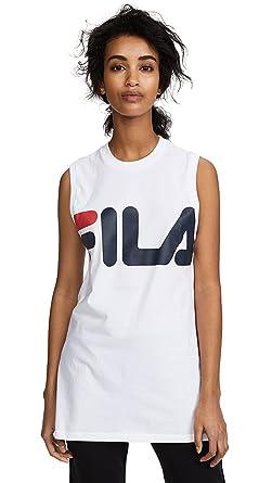 741358423a Fila Women's Sesto Sleeveless Tee at Amazon Women's Clothing store: