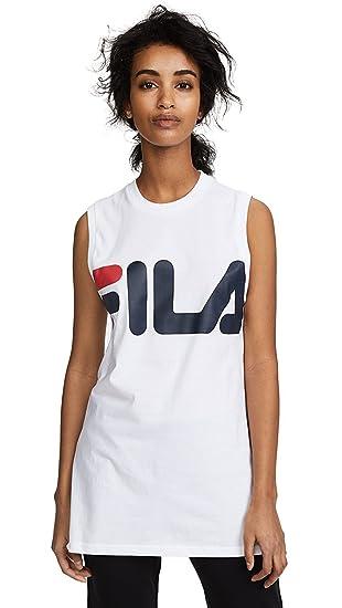 07d74a00d47d73 Fila Women s Sesto Sleeveless Tee at Amazon Women s Clothing store
