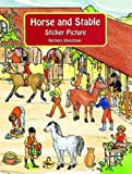 Horse and Stable, Barbara Steadman, 0486403807