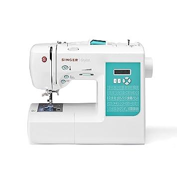 Amazon.com: Máquina de coser Singer Stylist ...