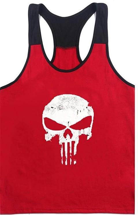 152603225275b Cabeen Hommes Musculation Bodybuilding Débardeur Tank Tops Jogging Shirt  Stringer Gilet