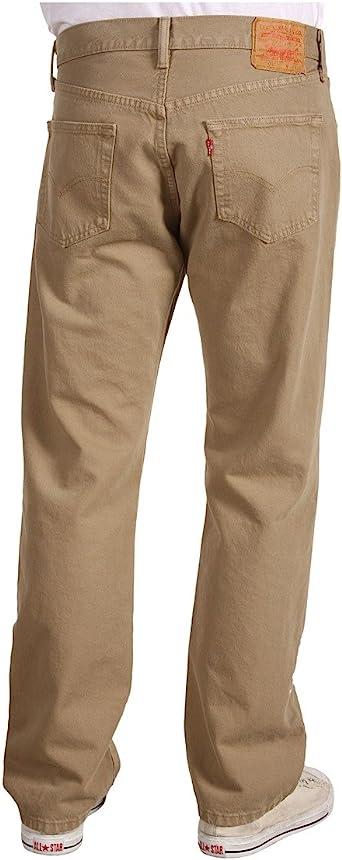 Amazon Com Levi S Pantalones De Mezclilla Para Hombre 501 Original Fit Clothing
