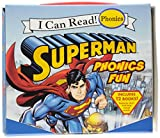 img - for Superman Classic: Superman Phonics Fun (Includes 12 Books) (My First I Can Read) book / textbook / text book