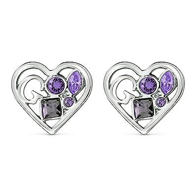 17a4f59ec Guess Women's Earring UBE84107: Amazon.co.uk: Jewellery