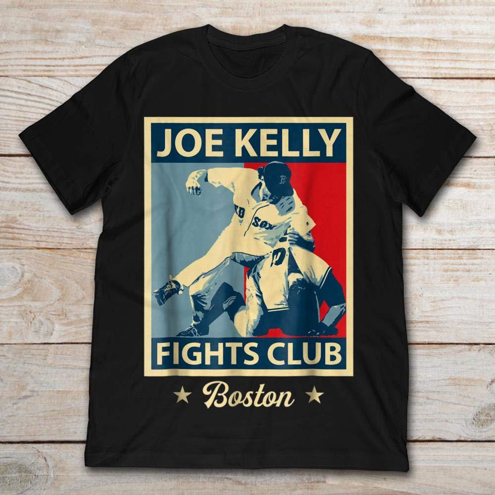 Joe Kelly Fights Club Boston Baseball Red Sox Vs New York