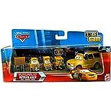 Spare O Mint Crew Chief and Spare O Mint Pitty 1:55 Paquete de Regalo Cars Spare o Mint Disney