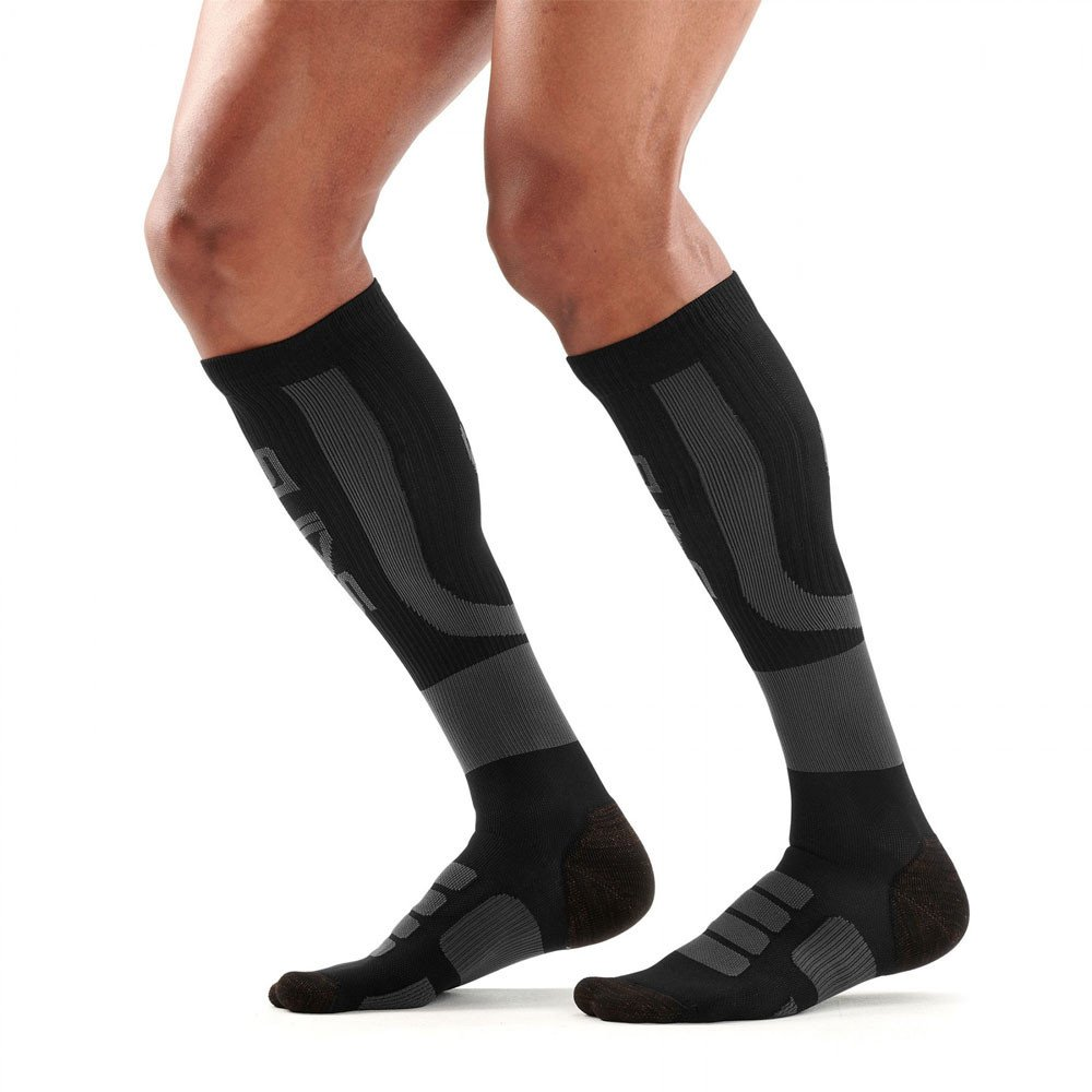 SS18 SKINS Mens Active T-shirt Collant Chaussettes