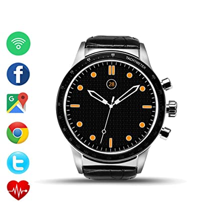 Amazon.com: LXJTT Android 5.1 Bluetooth Smart Watch Phone ...