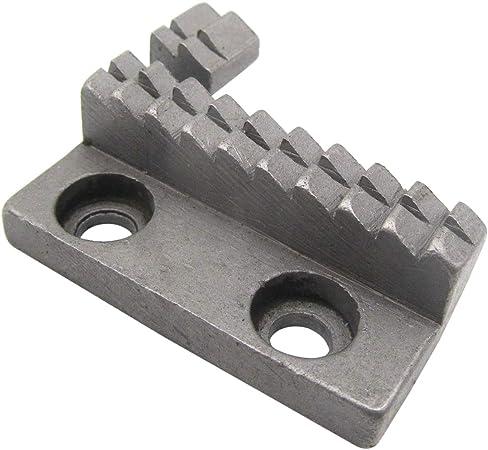 KUNPENG - 1piezas # 97625 máquina de coser diente ajuste para Singer 132K 132B6 Seiko SK-2B SK-6F: Amazon.es: Hogar