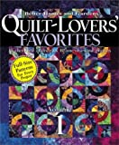 Quilt-Lovers' Favorites, Better Homes and Gardens, 0696218593