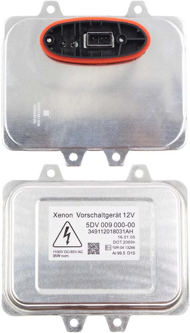 Xenon HID Headlight Ballast Control Unit Module D1S for 07-13 Cadillac Escalade