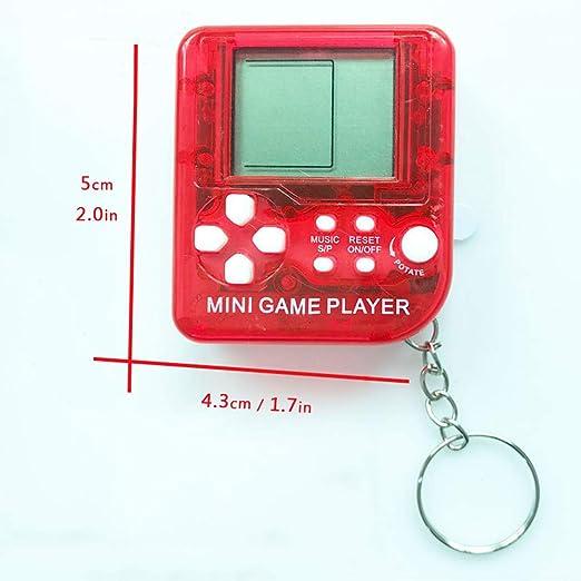 1pcs Pop Llavero Creativo con Mini Controlador de Juegos ...