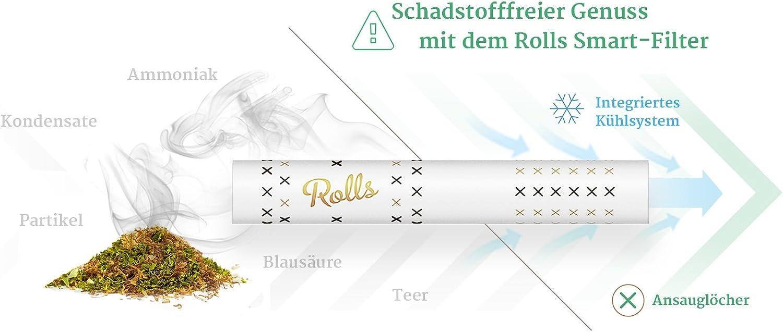 Mehrfarbig Rolls69 Smart Filter Tips M