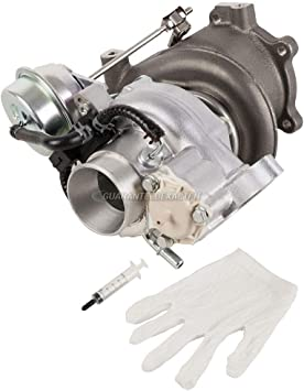 Amazon Com Borgwarner Turbo Turbocharger W Install Kit For Chevy