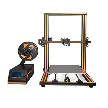 Z.L.FFLZ Impresora 3D E16 de Alta precisión DIY Impresora 3D Auto ...