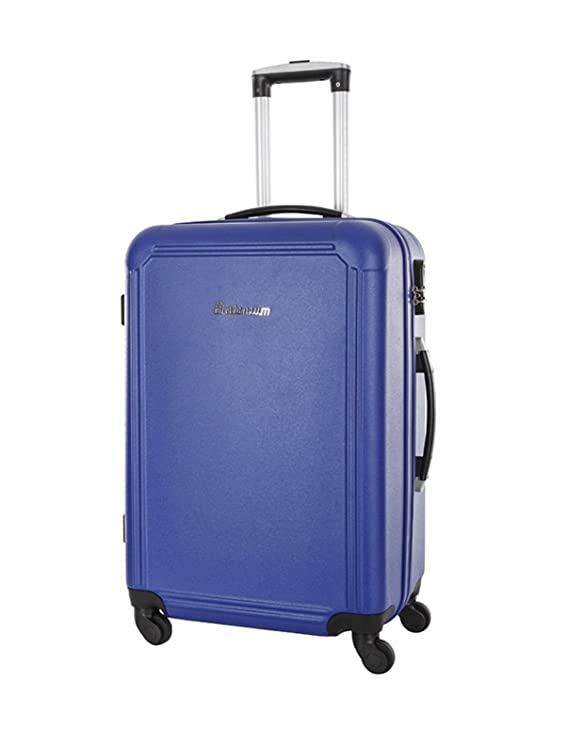 Platinium-Maleta de cabina, WALSALL, color azul, talla S-50 cm, 42 L: Amazon.es: Equipaje