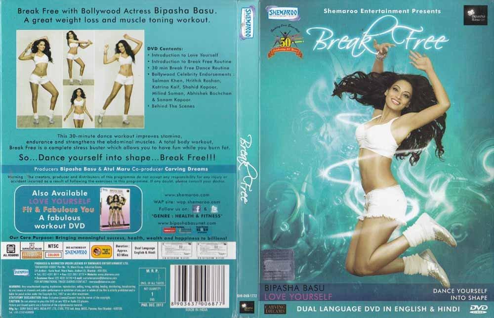 Amazon. Com: break free with bipasha basu for fitness dvd (2012.