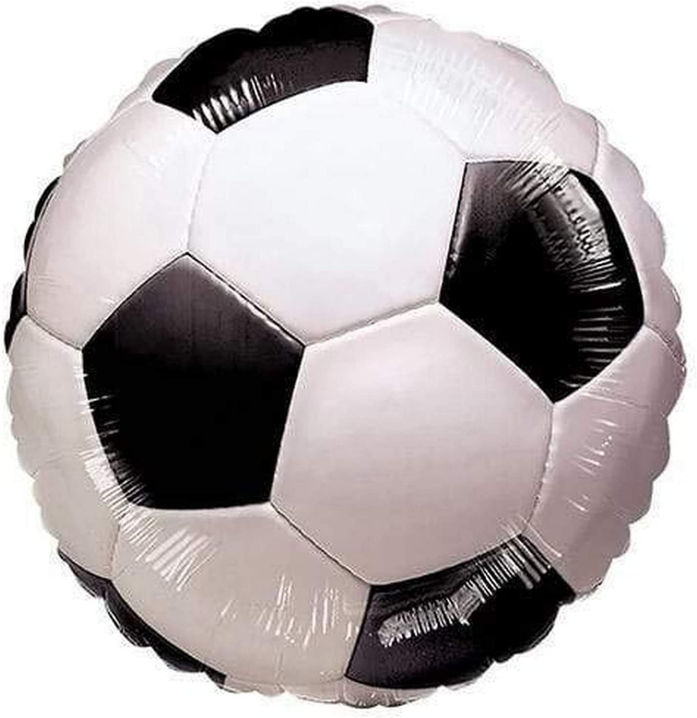 Multicolored 18 Anagram 0 Championship Soccer Foil Balloon