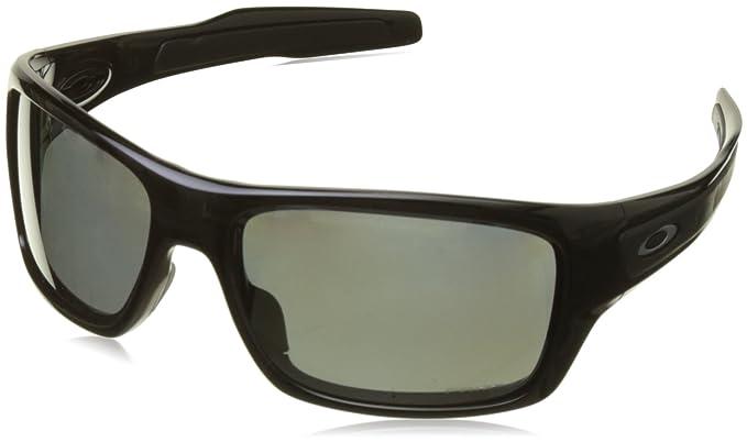 Oakley Turbine, Gafas de Sol para Hombre, Negro, 65