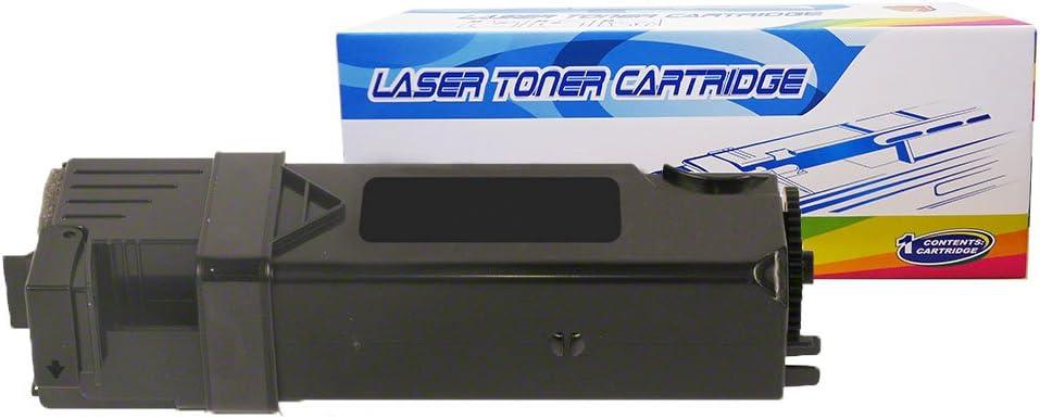 Inktoneram Compatible Toner Cartridge Replacement for Dell 2150/2155 2150cdn 2150cn 2155cdn 2155cn 331-0719 (Black)