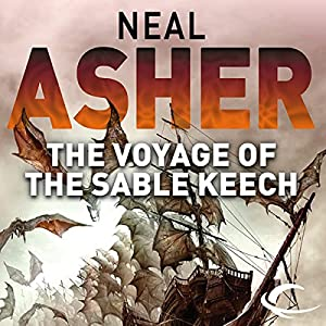 The Voyage of Sable Keech Audiobook