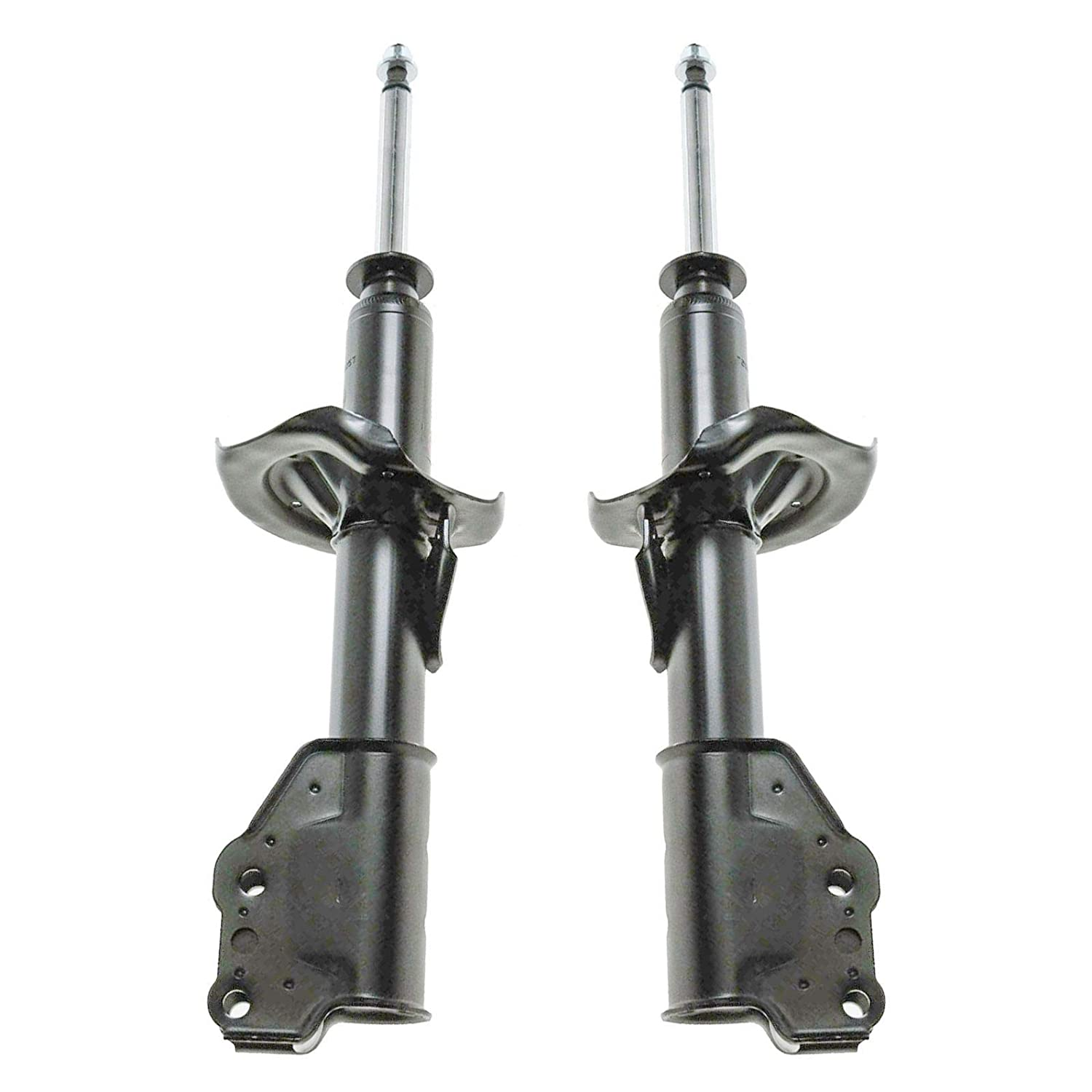 Front Shock Struts Left /& Right Pair Set for 00-06 Mazda MPV 2WD