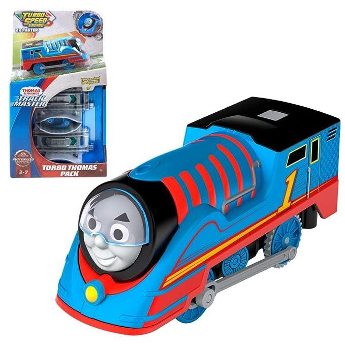 Mattel Locomotora Turbo Thomas FPW69 | Trackmaster | Thomas y Sus Amigos: Amazon.es: Juguetes y juegos