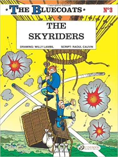 Descargar AZW The The Bluecoats: The Skyriders Skyriders V. 3