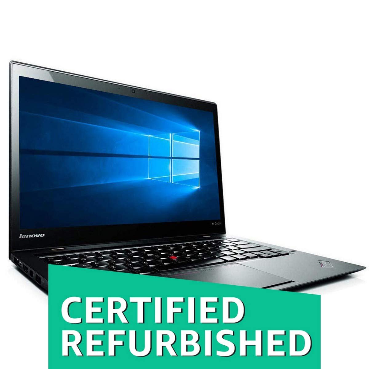 (Certified REFURBISHED) Lenovo ThinkPad X1 Carbon 14-inch