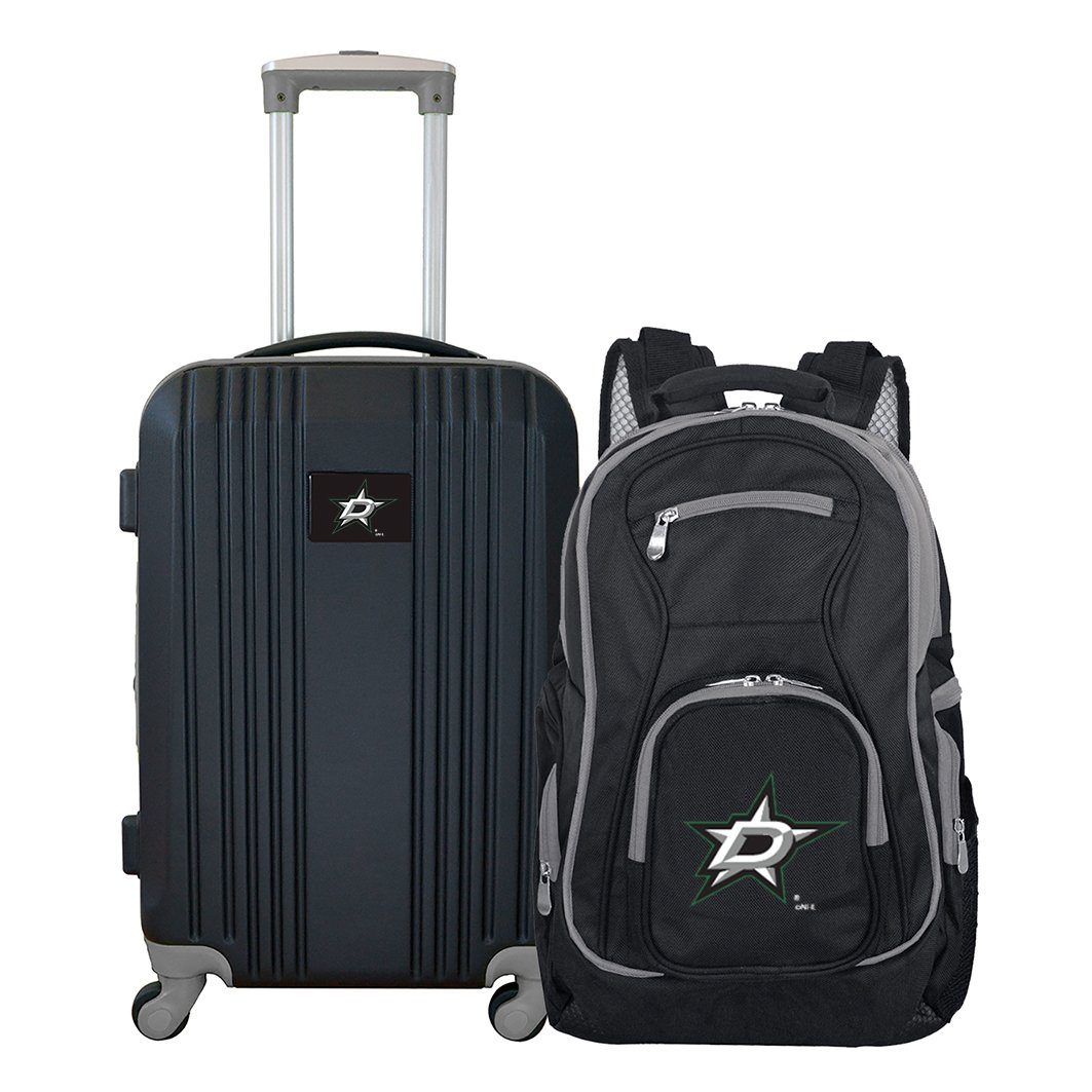 NHL Dallas Stars 2-Piece Luggage Set by Denco (Image #1)