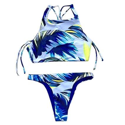 Bikini Mujer 2018 Vouchers Bikini Sexy para Mujer Conjunto de Bikini Acolchado con Push-up