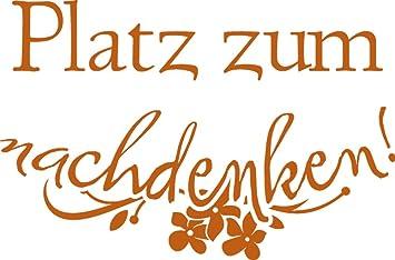 GRAZDesign 650107_50_083 Wandtattoo lustige Sprüche für Klodeckel ...